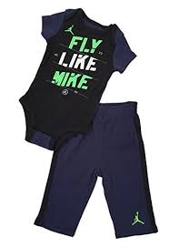 Baby Girl Jordan Clothes Inspiration Nike Jordan Infant New Born Baby Layette Set 32232 MONTHS Baby