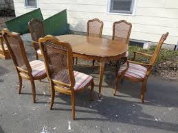 thomasville dining room table and chairs gorgeous createfullcircle