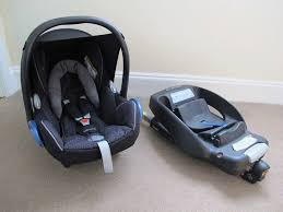 maxi cosi cabriofix car seat maxi cosy isofix easy base