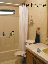 Low Budget Bathroom Remodel Inexpensive Bathroom Makeovers Before And After Love A Good