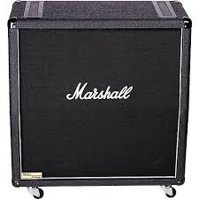 Marshall 1960V 280W 4x12 Guitar Extension Cabinet | Musician's Friend