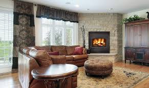 moreover corner fireplaces are available in all types of fuel wood burning gas and electric and can also be installed at any height with the minor