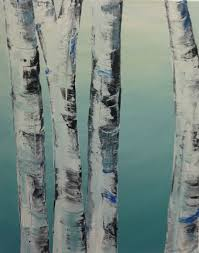 pacific northwest birch trees paint sip night level 1 painting beginners 7 00 9 30pm
