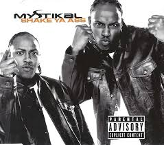 Mystikal shake ya ass album