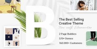 2021's Best Selling WordPress Themes