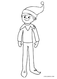 You can also download full pdfs of all of the coloring sheets … Free Printable Elf Coloring Pages For Kids