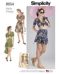Lilacs Lace Simplicity Patterns For Spring Classy Simplicity Patterns