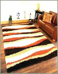 top brown rugs for living room best rug orange and brown rug brown area rug best gray and orange area rug or furniture s in brooklyn