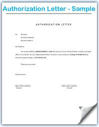 Inspiration Authorization Letter Nso Authorization Letter Sample