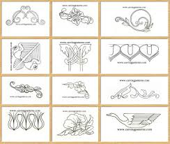 Wood Carving For Beginners Free Patterns Gorgeous Free Wood Carving Patterns Keep It Super Simple Beginner's Wood