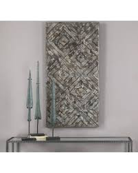 >amazing deal on uttermost roland wood wall art panel 04142 uttermost roland wood wall art panel 04142