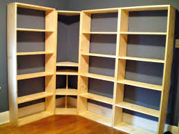 wall unit bookcase shelves drawers bookshelf plans free