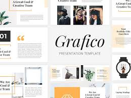 Grafico Creative Powerpoint Free Download By Templates