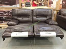 Mckinney Costco Leather Reclining Sofa Pulaski Furniture Model155