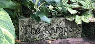 the kampong a tranquil botanical garden in a historical c gables setting