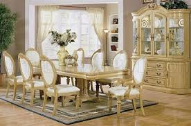 Antique White Dining Room Best Inspiration Design