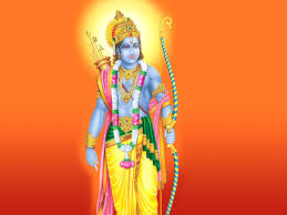 Image result for worshipping lord rama