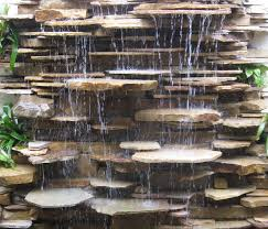 brilliant wall fountain outdoor garden pool design idea clearance diy uk melbourne brisbane