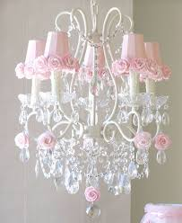 your 5 light chandelier with pink rose shades here the 5 light chandelier with pink rose shades is a lovely vintage inspired design