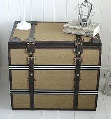 Superb Trunk Bedroom Furniture Storage Trunk Bedside Table With Lots Of For  Bedding Or Clothes A White Bedroom Trunk Style Bedroom Furniture