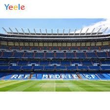 <b>Yeele Football Field Soccer</b> Match Real Madrid CF Party ...