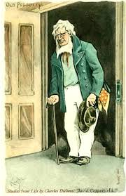 best charles dickens characters images  postcards of the past charles dickens david copperfield
