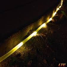 christmas rope lighting. LTE 100 LED Solar Rope Christmas Lighting