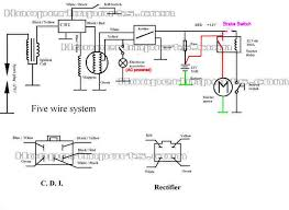 4 pin cdi wiring diagram wiring diagrams 110cc basic wiring setup atvconnection com atv enthusiast community