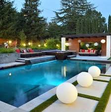 inground pools with waterfalls. Pool Waterfall Ideas Contemporary Inground Pools With Waterfalls