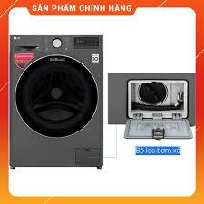 Máy giặt LG lồng ngang FV1450H2B 10.5 kg giặt , 7 kg sấy [ Miễn phí vận  chuyển lắp đặt tại Hà Nội ] - Máy giặt