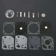 Zama Carb Rebuild Kit Chart Jeteven Carburetor Rebuild Gasket Repair For Zama Carb Ryobi