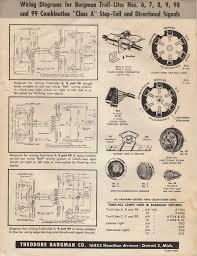 wiring diagrams bargman trail lites 6 7 8 9 98 99 in image