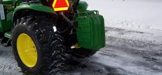 Tractor Ballasting Tips And Options Agricultural Review