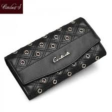 new genuine leather women wallet las clutch cell phone wallet id credit card holder women thumbnail