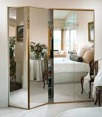 Wardrobes Mirrored Wardrobe Doors View In Gallery Mirrored Closet