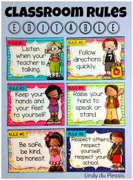 Classroom Rules Preschool Classroom Rules Classroom Rules