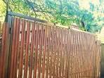 Ворота и калитки на даче фото
