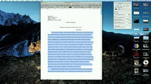 essay on helping the environment others