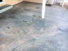 how to stain concrete floors full