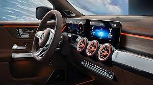 Jeder dritte mercedes ist mittlerweile ein suv, jeder vierte. Mercedes Benz Concept Glb This Is How Spacious And Robust A Compact Car Can Be Daimler Innovation Product Innovation Design