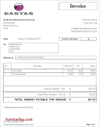 Business Invoices Templates Extraordinary Free Small Business Invoice Template Invoice Template For Best
