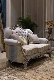 Victorian Style Living Room Furniture Arabia Majlis Arabic Silver Upholstery Sofa Victorian Style