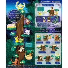Pokemon Pokemon gốc Miao ếch Pikachu rồng phun lửa rồng Ibra cảnh ...