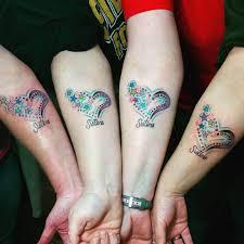татуировки для молодожёнов