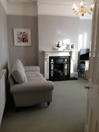 Finally my new sitting room coming together :) Loving my new Laura Ashley  (Kingston) sofas in…   Living room grey, Turquoise grey living room, Dark  grey living room