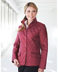 Women's Woven Poly-Filled Quilted Sleeveless Jacket Â« GotApparel ... & Women's Woven Poly-Filled Quilted Sleeveless Jacket Adamdwight.com