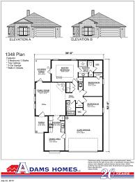 Contemporary Prairie Floor Plan  ABG  Alpha Builders GroupFlorida Home Builders Floor Plans