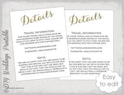 wedding accommodations template wedding invitation awesome wording for accommodation cards for