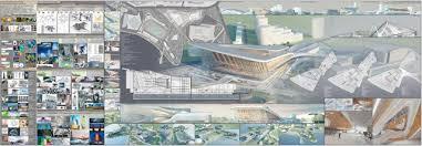 Смотр конкурс ВКР в Баку Уральский архитектурно художественный  Магистерская диссертация Коммуникативные пространства в архитектуре Медиа центр в структуре комплекса Обитаемый мост в Екатеринбурге