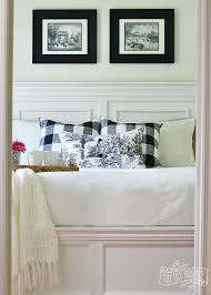 Cottage Bedroom Design